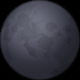 MOON Dark_moon_emoji