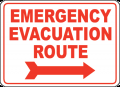 Emergency Signs and Labels