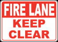Fire Alarm Signs and Labels